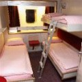 Brittany Ferry 4 Berth Cabin