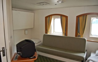 P&O Ferries Club Cabins