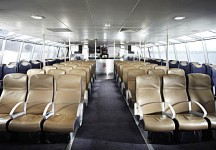 Thames Clippers Seating